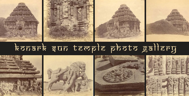 Konark Sun Temple Photo Gallery